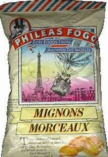 Image result for phileas fogg snacks