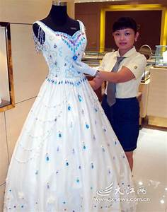 top 10 most expensive wedding dresses topteny 2015 With most expensive wedding dress