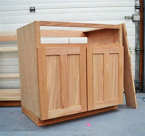 bathroom sink cabinet plans woodworking projects plans