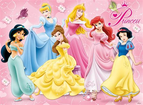 Disney Princess Phenomenon  Girl Talk