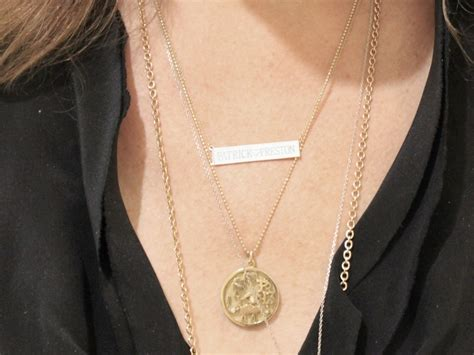 nameplate necklace woman fashion nicepricesellcom