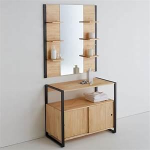 Mirroir Salle De Bain : miroir salle de bains marie claire ~ Dode.kayakingforconservation.com Idées de Décoration