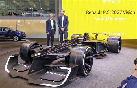 Renaults Rs 2027 Vision Concept Car Previews The Future