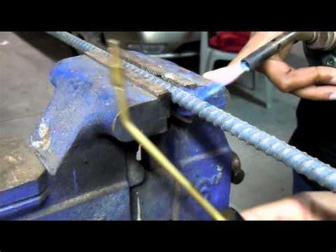 swinging steel target  welding youtube