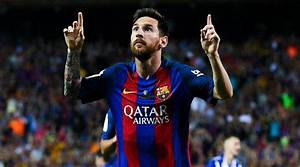 I'm not interested in being the best in history - Messi ...
