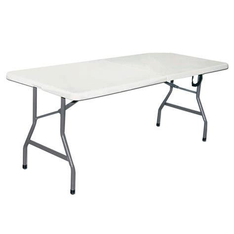 malette de bureau table pliante plastique