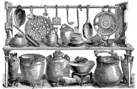 century rome kitchen tools