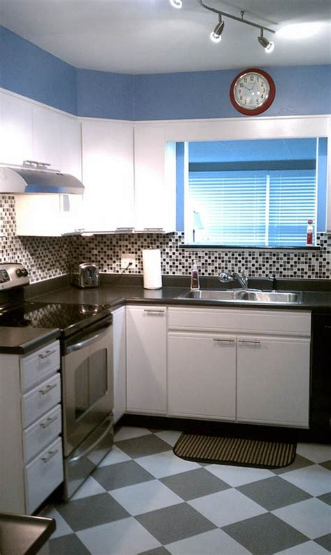 susan transforms   kitchen   retro renovation