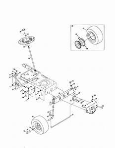 Craftsman T1600 Belt Diagram
