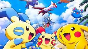 pikachu pokemon wallpaper