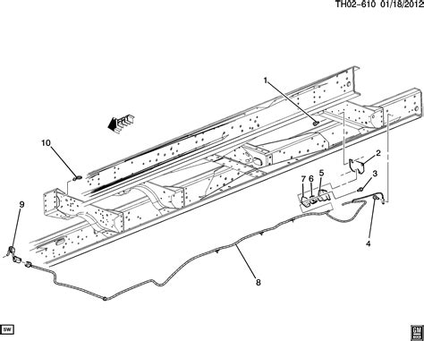 Chevrolet Silverado Connector Chassis Electrical