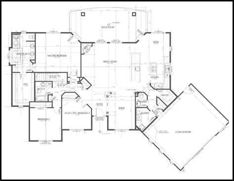Triple Wide Mobile Home Floor Plans  Factory Homes
