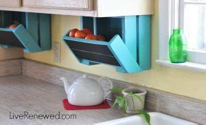 kitchen counter storage box 15 genius diy fruit and vegetable storage ideas for tiny 6641