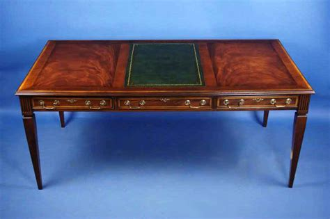 Antique Style Mahogany Writing Desk For Sale Antiques