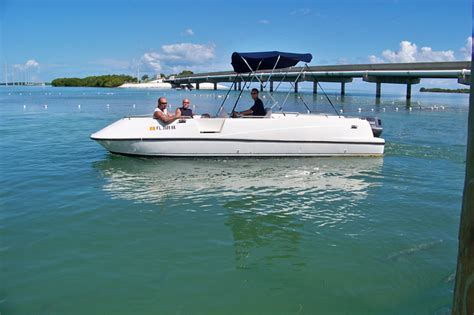 Fishing Boat Rentals In Key Largo by Timotty Free Access Pontoon Key Largo Boat Rental