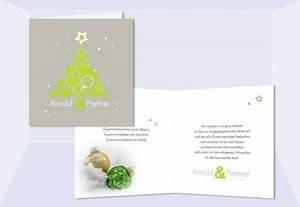 Text Für Weihnachtskarten Geschäftlich : weihnachtskarten gesch ftlich karte weihnachten gr n ~ Frokenaadalensverden.com Haus und Dekorationen
