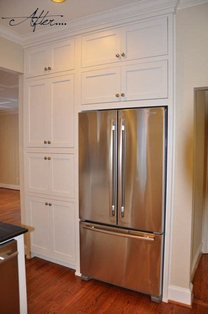 where to buy kitchen cabinets pantry beside fridge and cabinets above another idea 2024