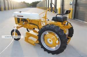 1975 International Cub Tractor