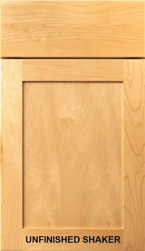 where to buy new kitchen cabinet doors unfinished shaker kitchen bath cabinet doors drawer fronts