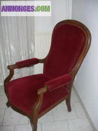 vends beau fauteuil voltaire gtr 233 s ancien