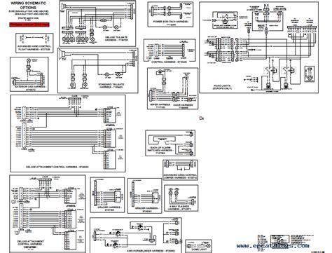 Bobcat Wiring Schematic by S185 Bobcat Hydraulic Diagram Wiring Diagram