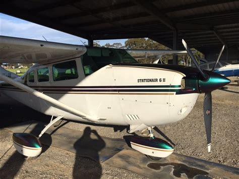 1982 cessna 206 stationair aircraft listing plane sales australia