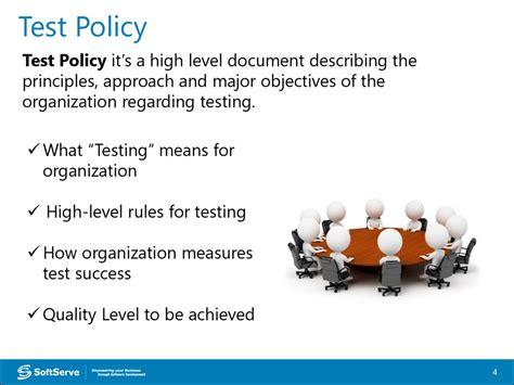 test documentation overview prezentatsiya onlayn