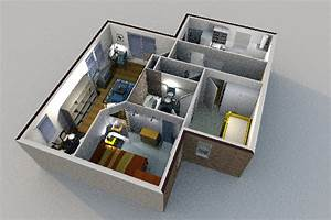sweethome3d un logiciel gratuit pour modeliser sa maison With maison sweet home 3d 3 construction de la maison en 3d avec sweet home 3d
