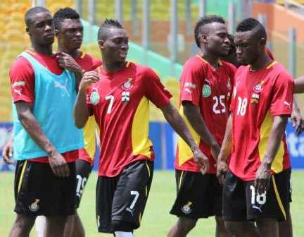 2014 World Cup: Daniel Opare joins Black Stars training ...