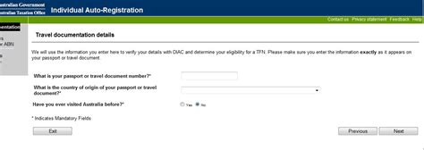 ato tfn application form online tax apply online tax file number