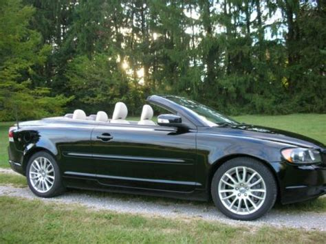 Find Used 2009 Volvo C70 T5 Convertible Excellent