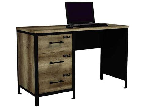bureau loft bureau 3 tiroirs loft pas cher avis et prix en promo