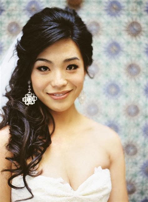 hair on the side styles wedding hairstyles ideas side ponytail curly half up
