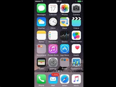 how to set battery percentage reading on iphone with ios 9