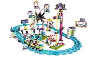 Amusement Park Set LEGO Friends