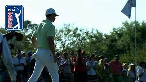 Rory McIlroy's incredible chip-in birdie at Arnold Palmer ...