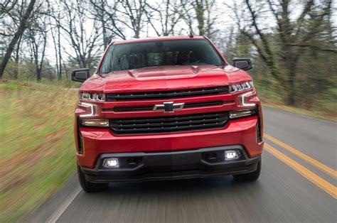 2019 Chevrolet Silverado 1500 Gets 2.7-liter Inline-four