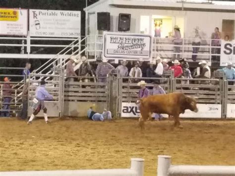 Dallas County Pre-fair Rodeo This Weekend