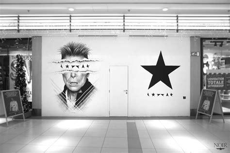 artist   noirs black white murals