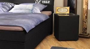 Nachttisch Für Boxspringbett Anthrazit : nachttisch aus webstoff in komforth he tom tailor color ~ Michelbontemps.com Haus und Dekorationen