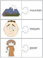 sermon   mount jigsaw word match worksheets