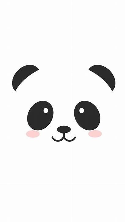 Panda Kawaii Iphone Wallpapers Huawei Bears Bare