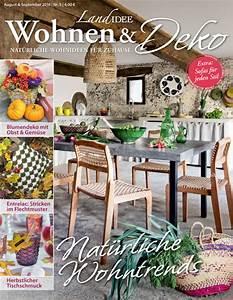 Zeitschriften Wohnen Und Einrichten : wohnen deko landidee magazin ~ Michelbontemps.com Haus und Dekorationen