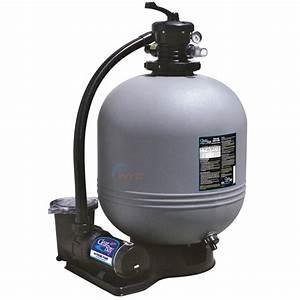 Waterway Carefree 16 U0026quot  Sand Filter  U0026 1 Hp Single Speed Pump