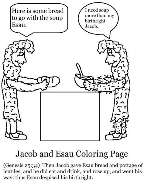 church house collection jacob and esau sunday school 601 | 0b4a1c867f25875a47c2f021534dc27a