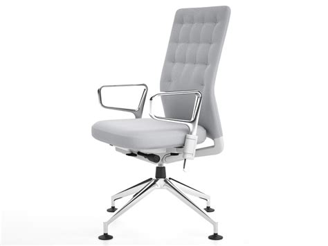 vitra id trim medium back executive chair id trim by vitra design antonio citterio