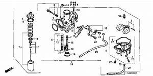 Jet Kits How To    Carburetor Diagrams    Trx250ex 2006