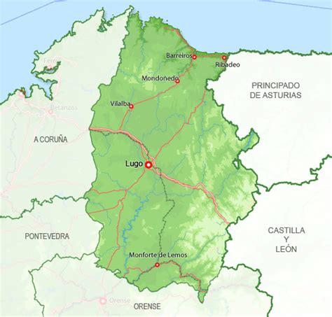locations chambres d hotes recherche cartographique d 39 une location de vacances lugo