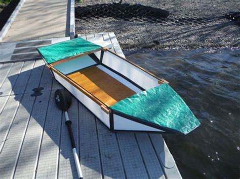 Coroplast Boat by Coroplast Plastic Boat