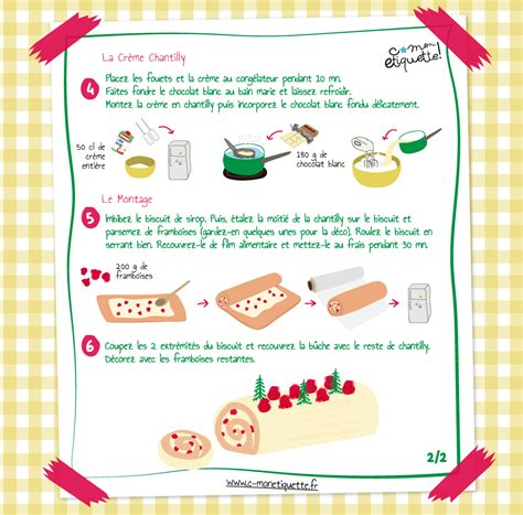 cuisine de de noel recette bûche de noël